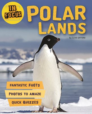 Book cover for In Focus: Polar Lands
